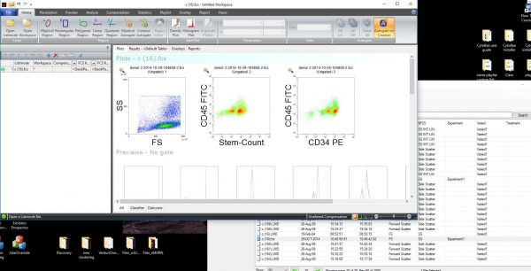 cytobee flow cytometry data analysis software