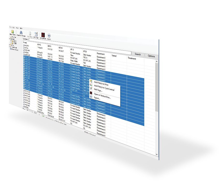 cytobee flow cytometry data analysis software fcs